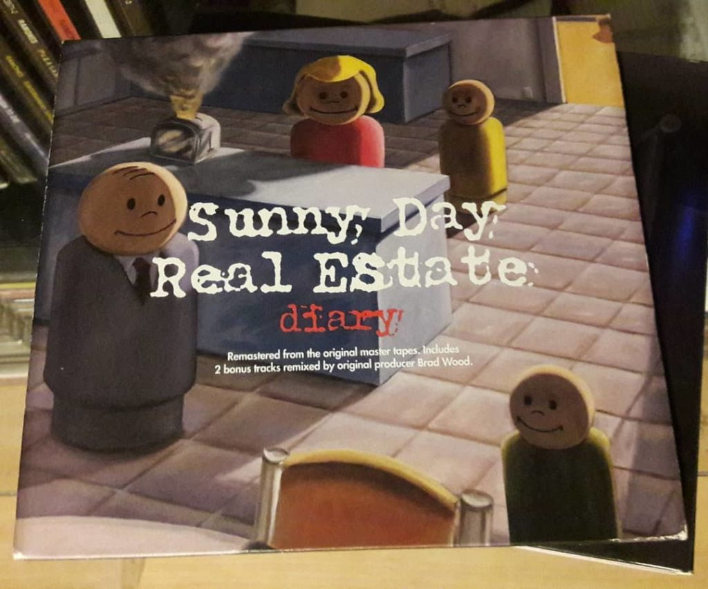 sunny day real estate diary cd