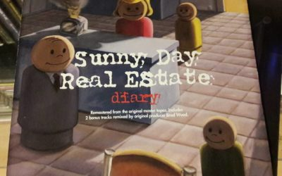 Antes de Foo Fighters: Sunny Day Real Estate – Diary