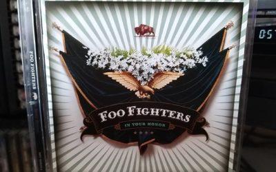 In Your Honor. Lo menos de los Foo Fighters