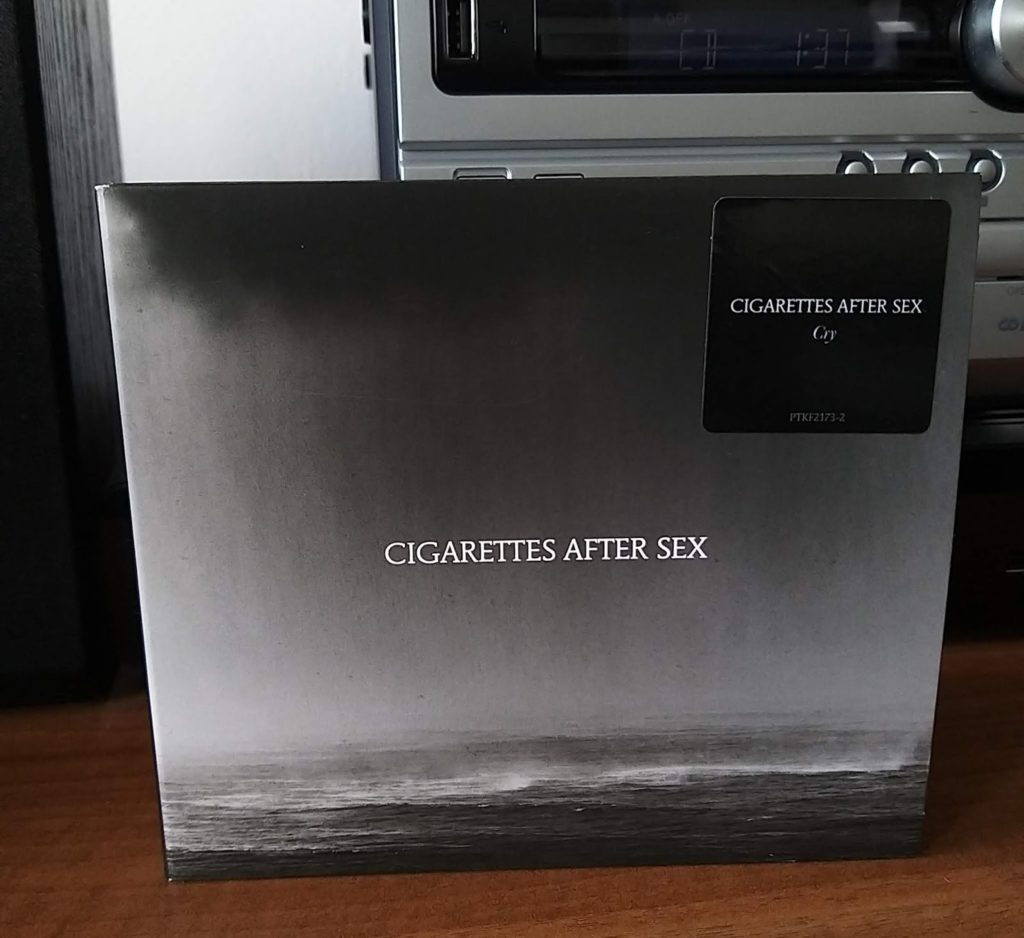 cigarettes after sex cry 2019