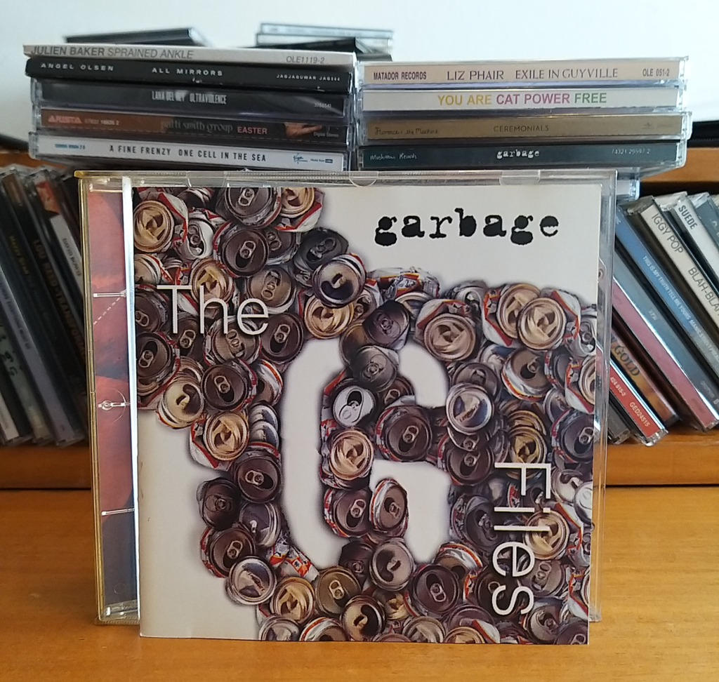 Garbage - The G Files - Shirley Manson