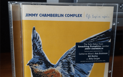 Jimmy Chamberlin Complex: Life Begins Again. Review