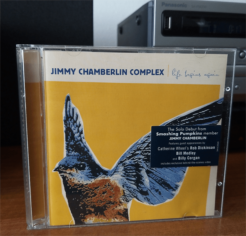 Jimmy Chamberlin Complex Life Begins Again cd