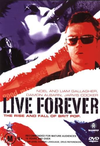 britpop documental live forever
